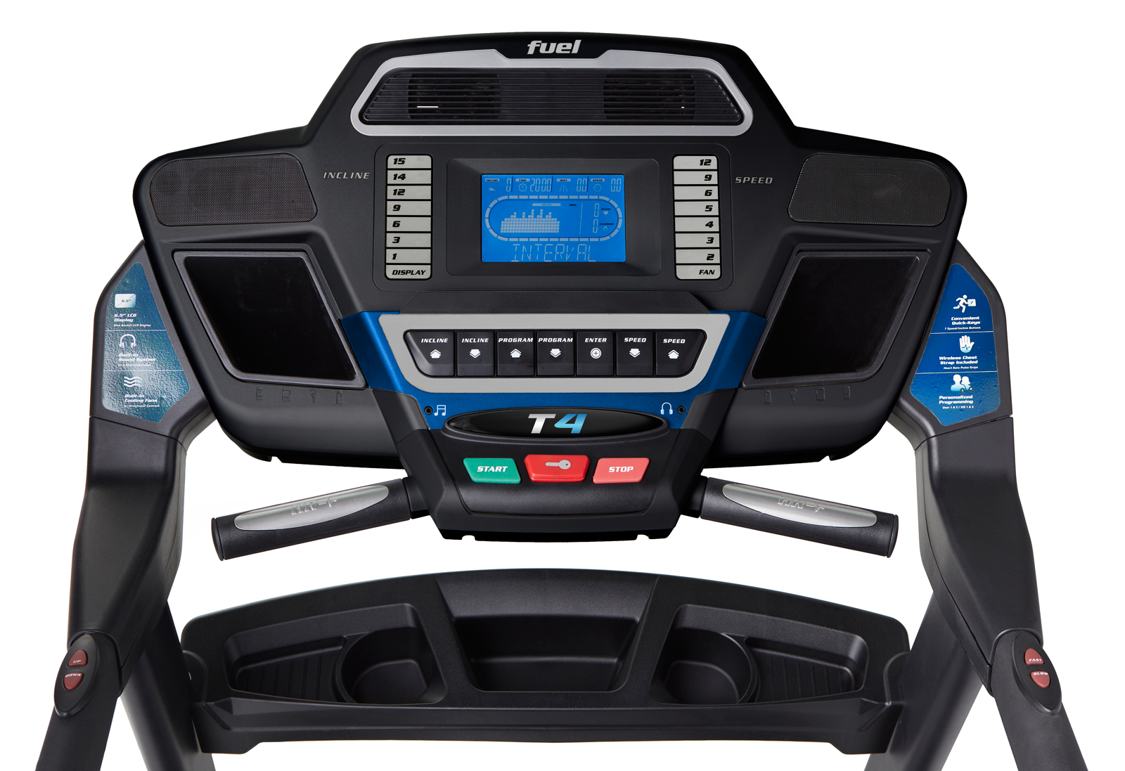 T4 Treadmill - Home Page Products